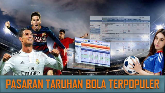 Alasan Pasti Betting Bola Online